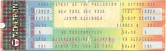 1979-11-23 Early Ticket