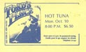 1983-10-10 Early Ticket