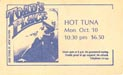 1983-10-10 Late Ticket