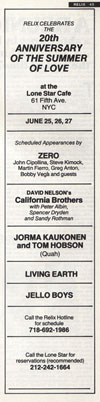 1987-06-27 ad from Relix Magazine