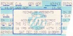 1988-12-10 Ticket Early Show