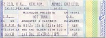 1988-12-10 Ticket Late Show