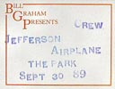 1989-09-30 Backstage Pass