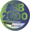 2000-06-20 Backstage Pass