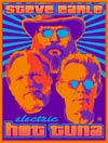 2010 Electric Tour Poster