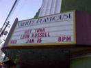 2014-01-15 Marquee